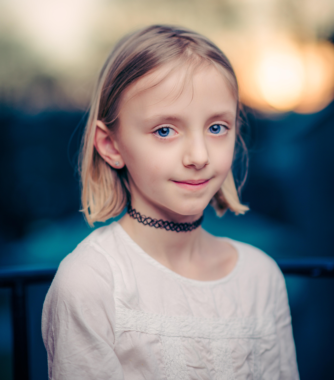 child, kid, girl and blue eyes hd photojanko ferlič