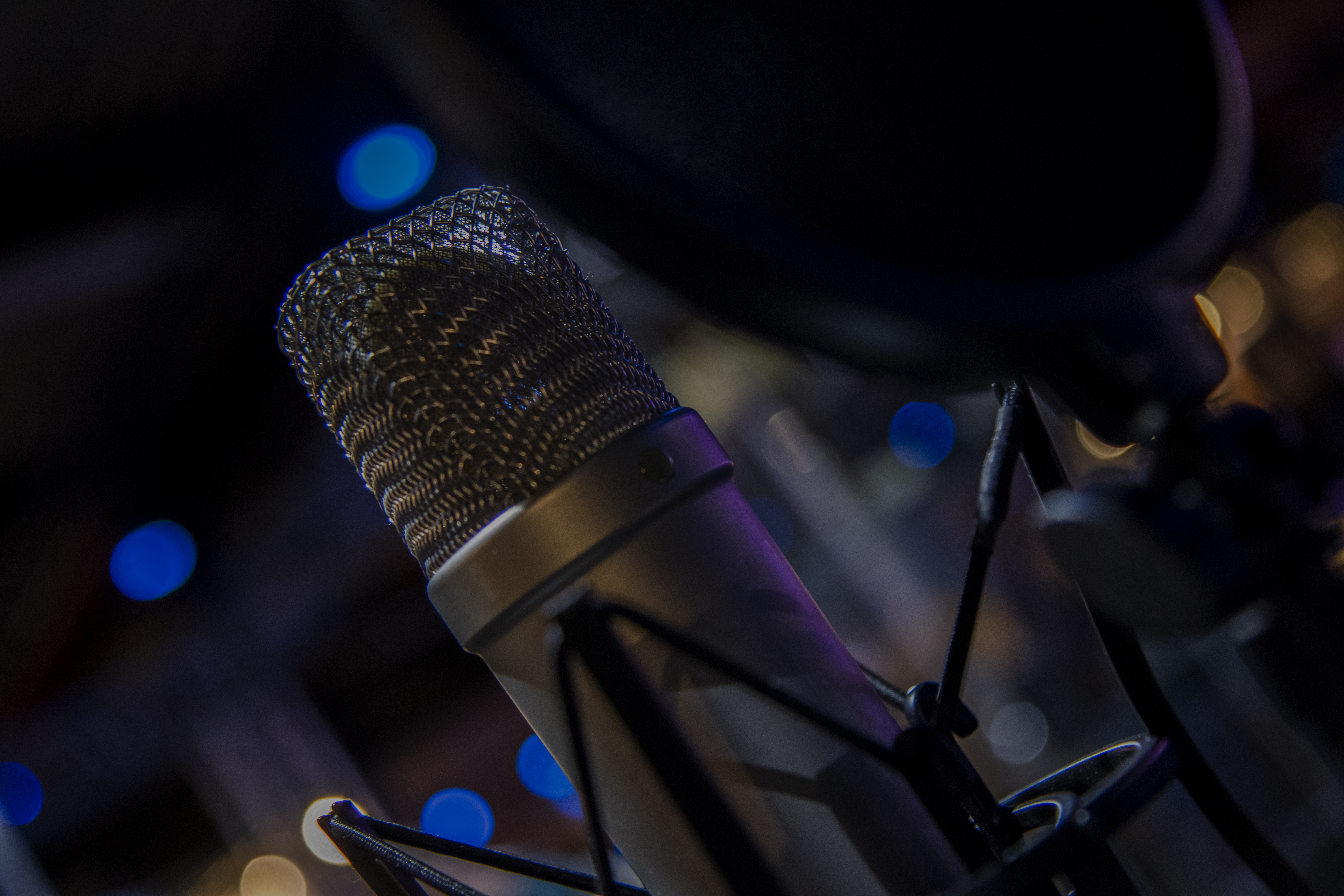 The Røde microphone