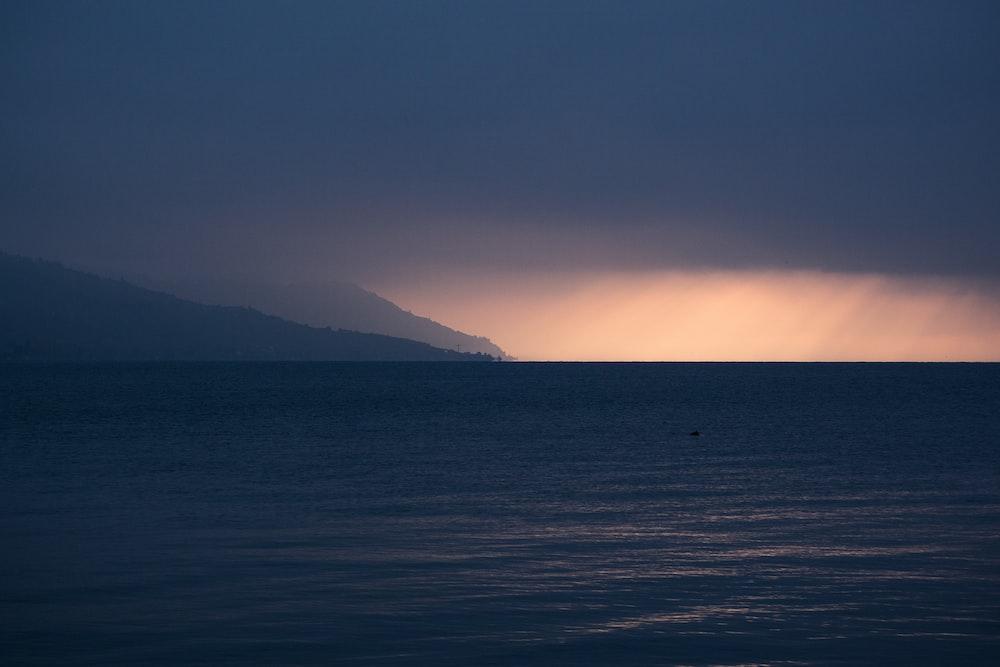 view of calm sea
