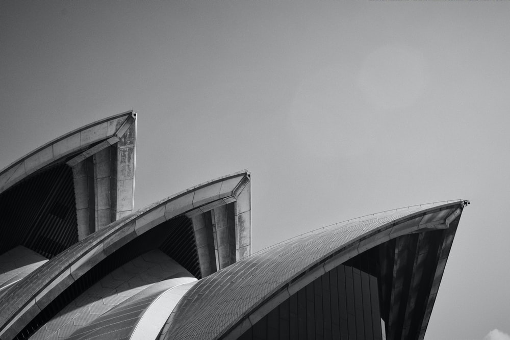 Sydney Opera house architectural photography
