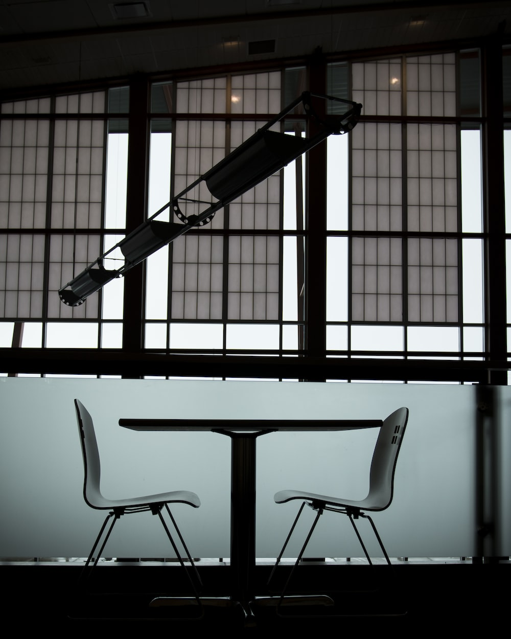 Table Between Two Chairs Photo Free Chair Image On Unsplash