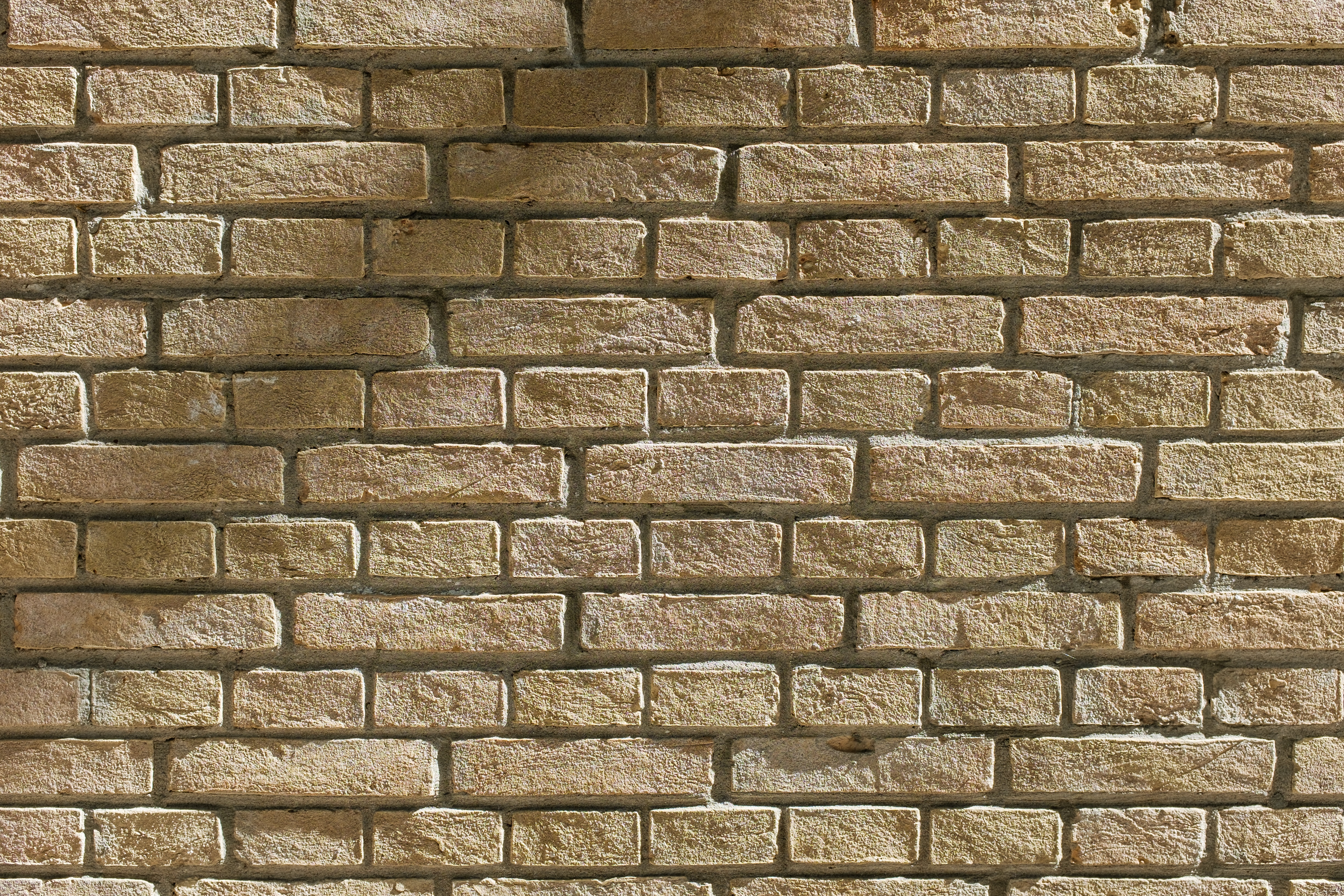 brown cinder brick wall