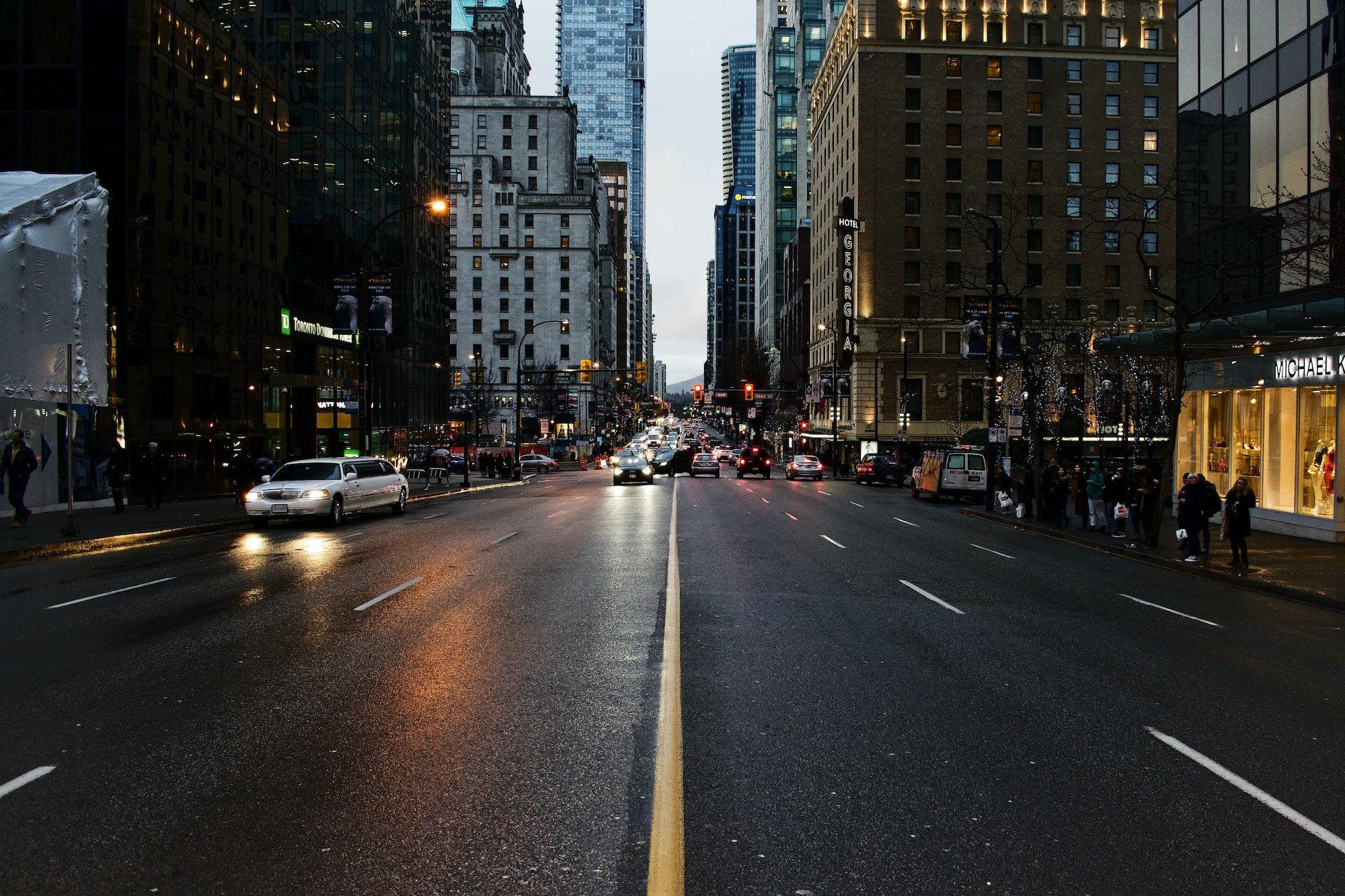 Downtown VanCity