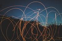 light writing photography