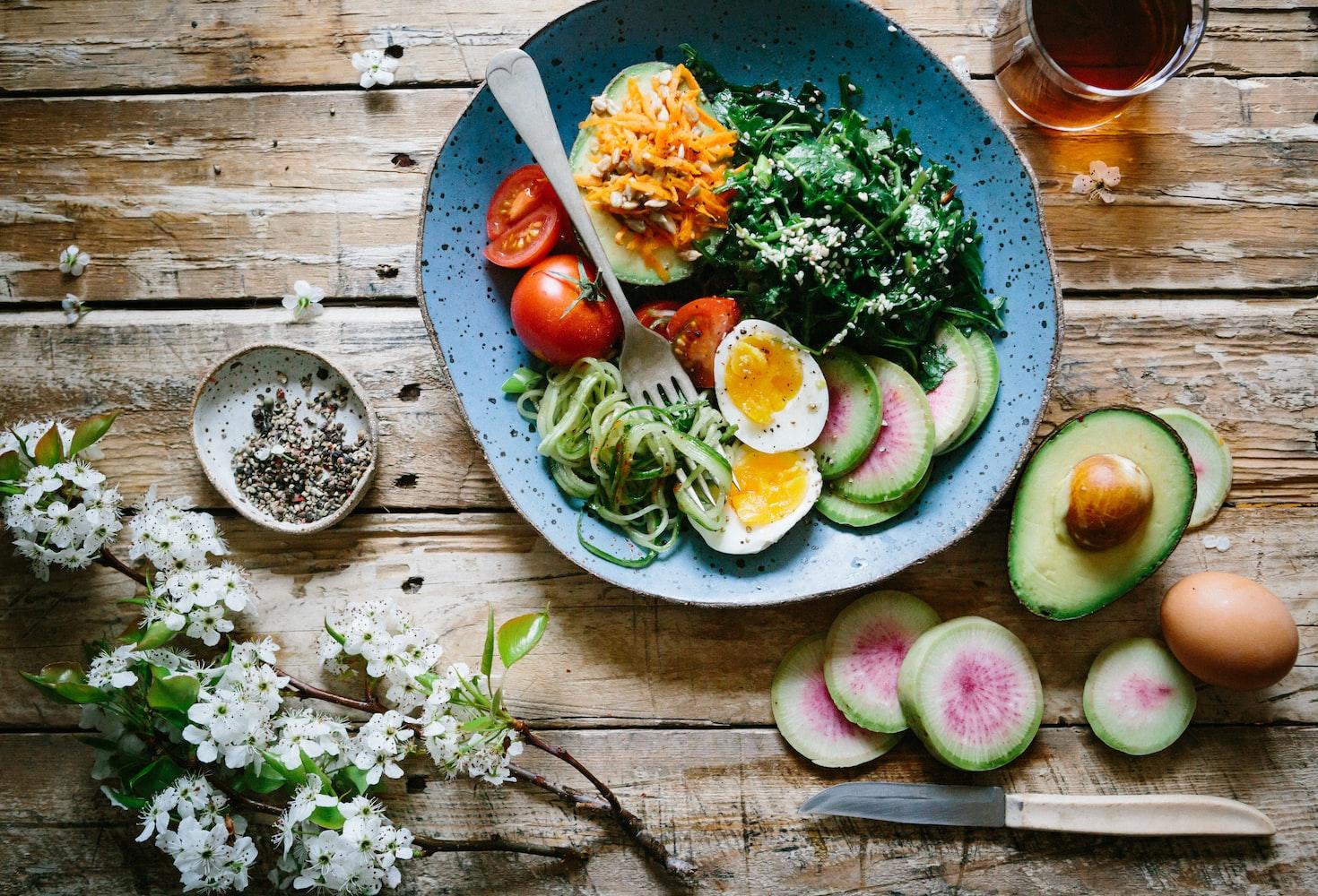 makan sehat pengganti daging