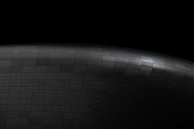 Minimal smooth steel edge