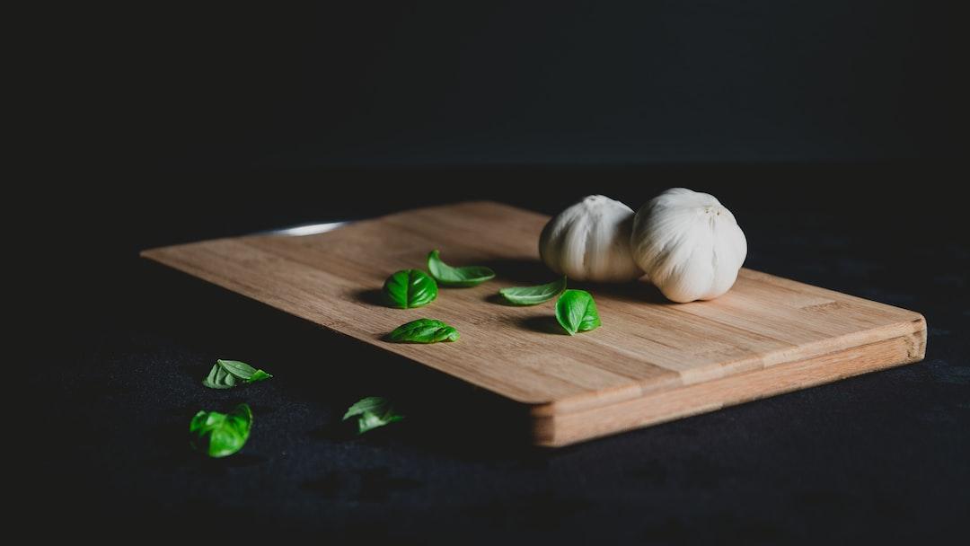 Garlic & Basil…