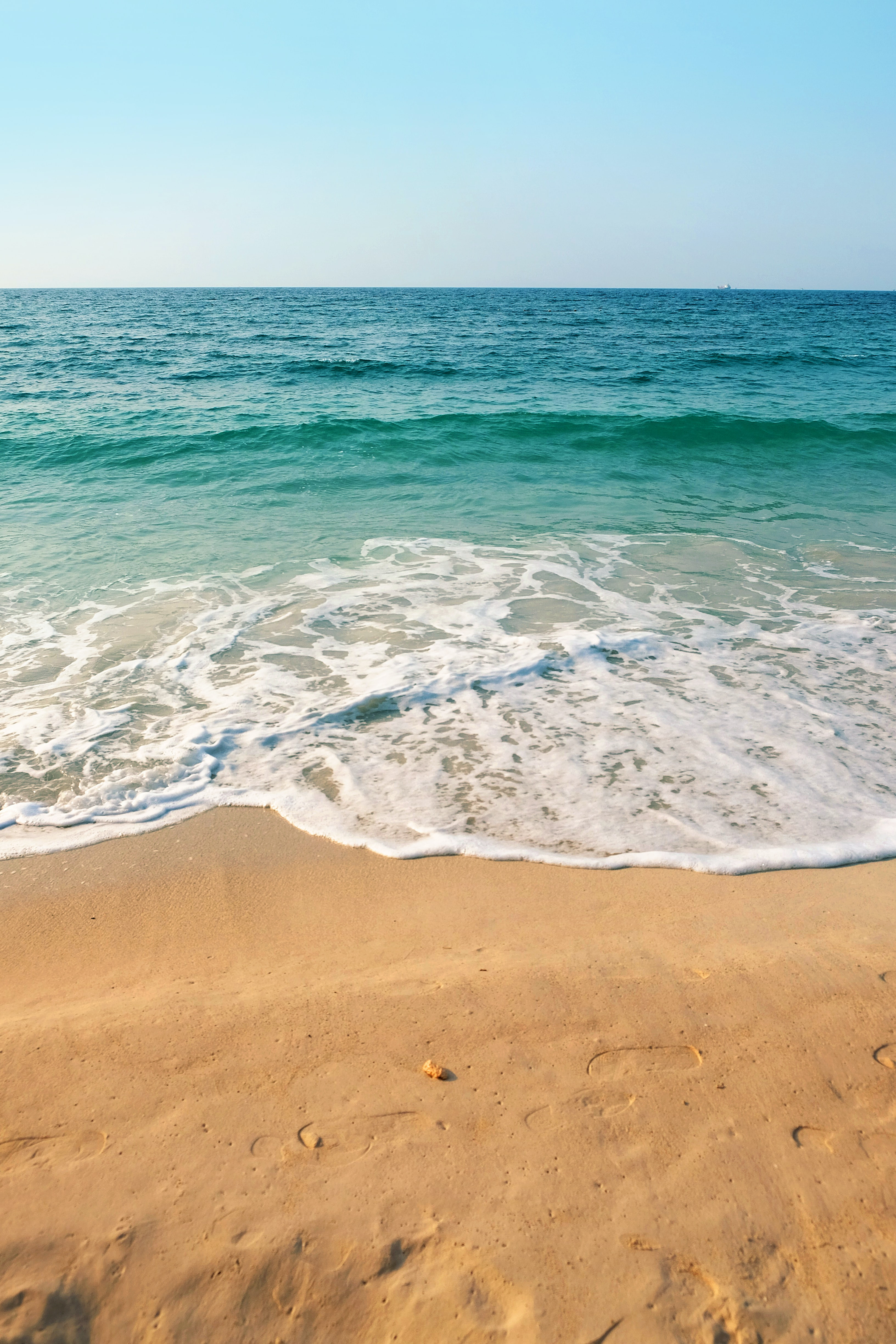 The Waves I Feel The Sun On My Toes I Watch The Waves Come And Go