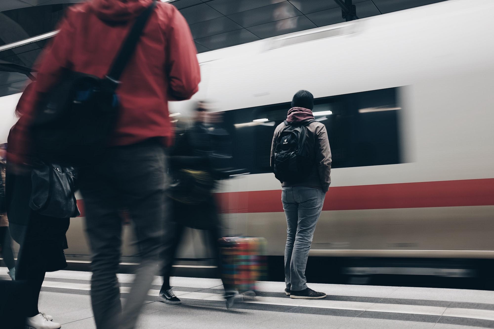Wie unpünktlich sind Züge wirklich?