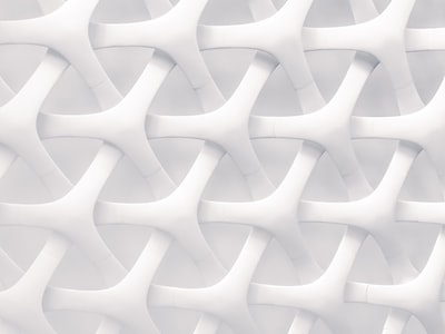white and gray optical illusion pattern zoom background