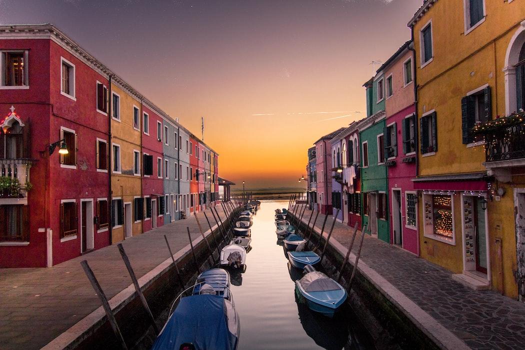 Europe Sunsets