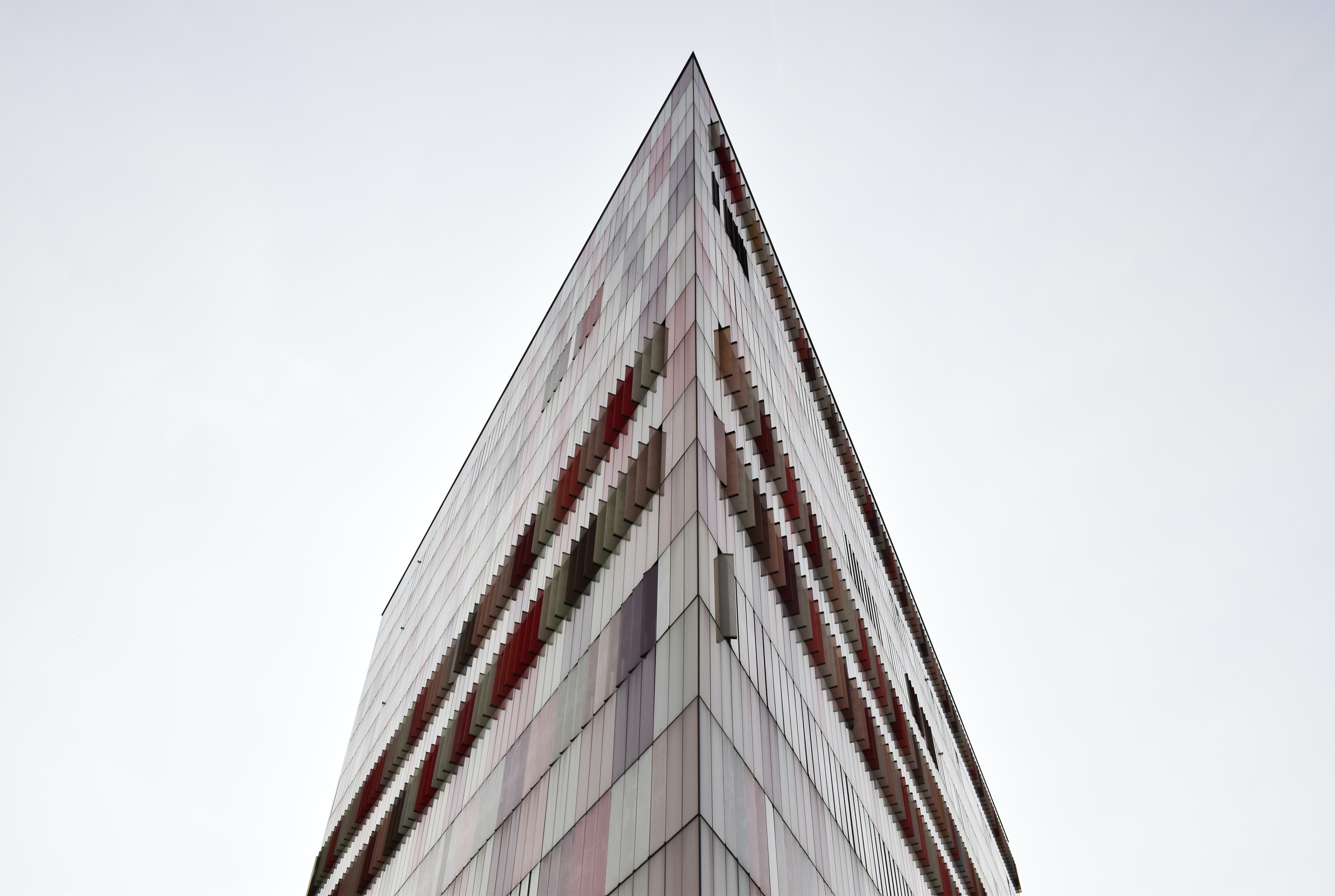 brown and gray high-rise building