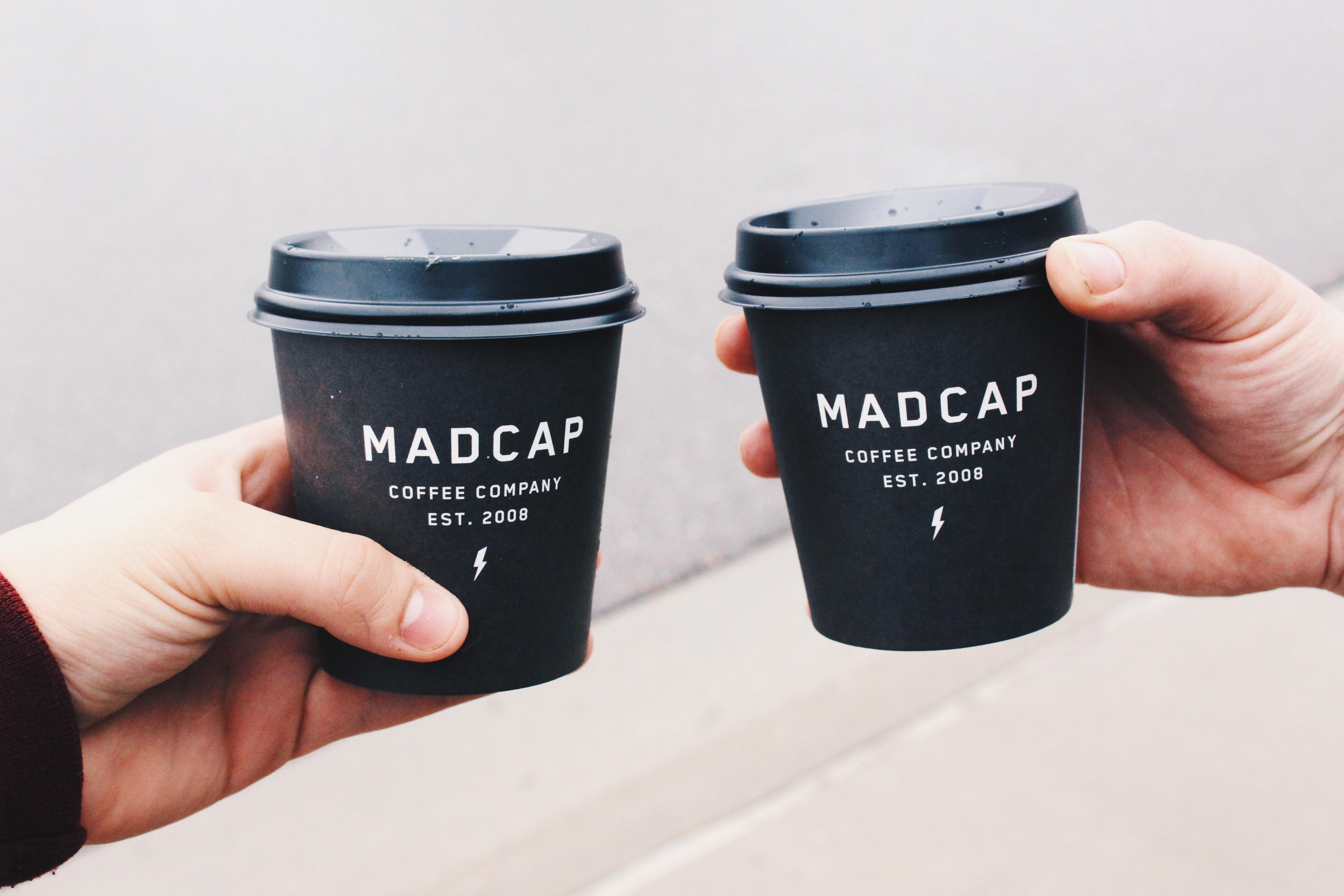 Madcap Coffee Cups