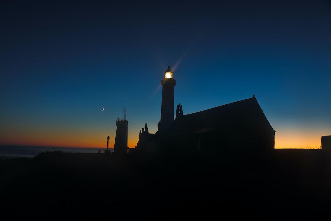 Lighthouse of the Pointe de Saint Mathieu