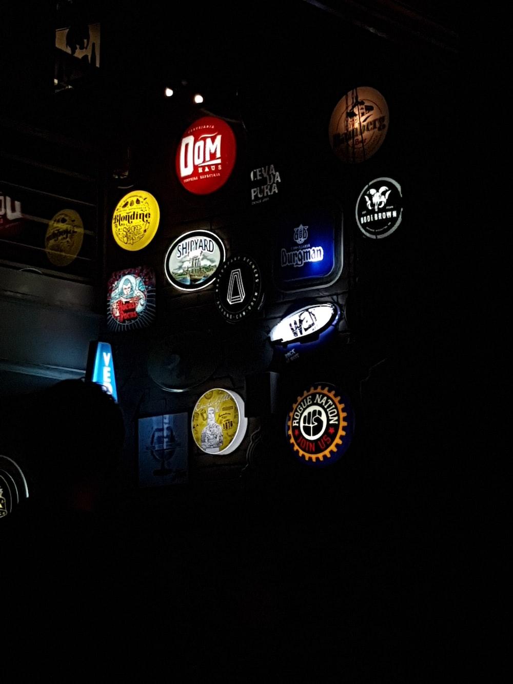 A Beer Bar In Sao Paulo Photo By Gabriel Broggini Vargas Bargaz Dark Blue Gabroggini On Unsplash