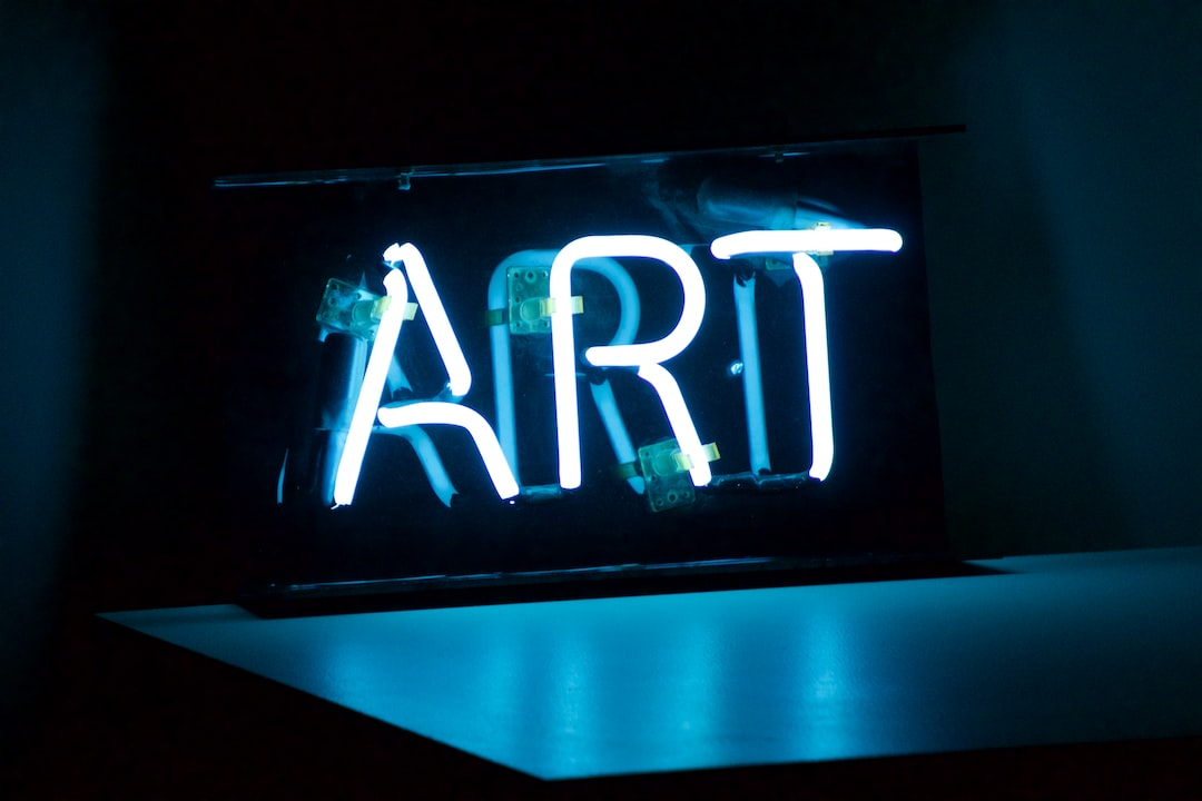 tag neon art wallpapers - photo #34