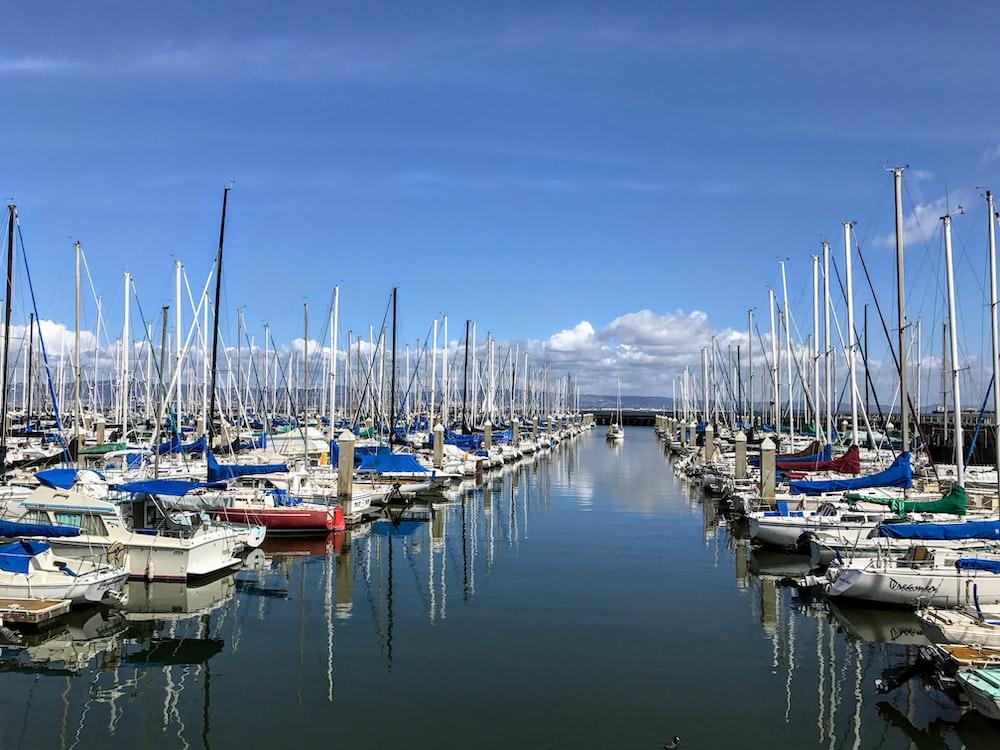 South Beach Harbor photo by Patrick Sullivan (@pdsullivan) on Unsplash