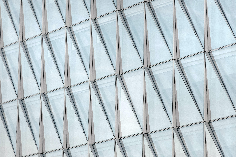clear glass windows