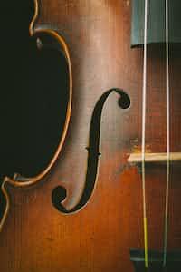 The Broken String viola stories