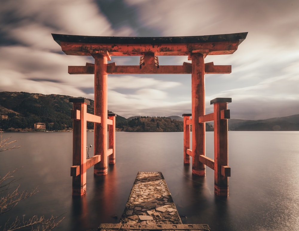 Torii Gate, Japan