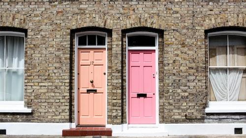 I took my next door neighbour away to a cottage!