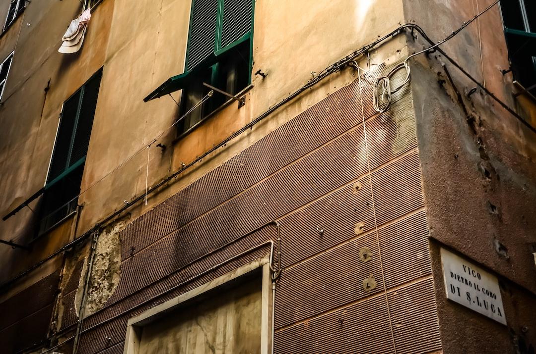 Callejones de Genova