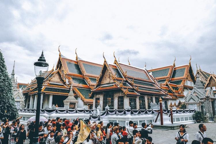 The Grand Palace, Bangkok | unsplash.com
