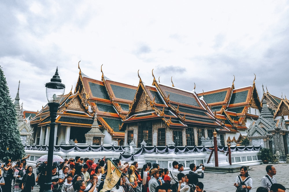 Tempat wisata di Thailand: Grand Palace Bangkok