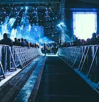 Backstage rhyme-scheme stories