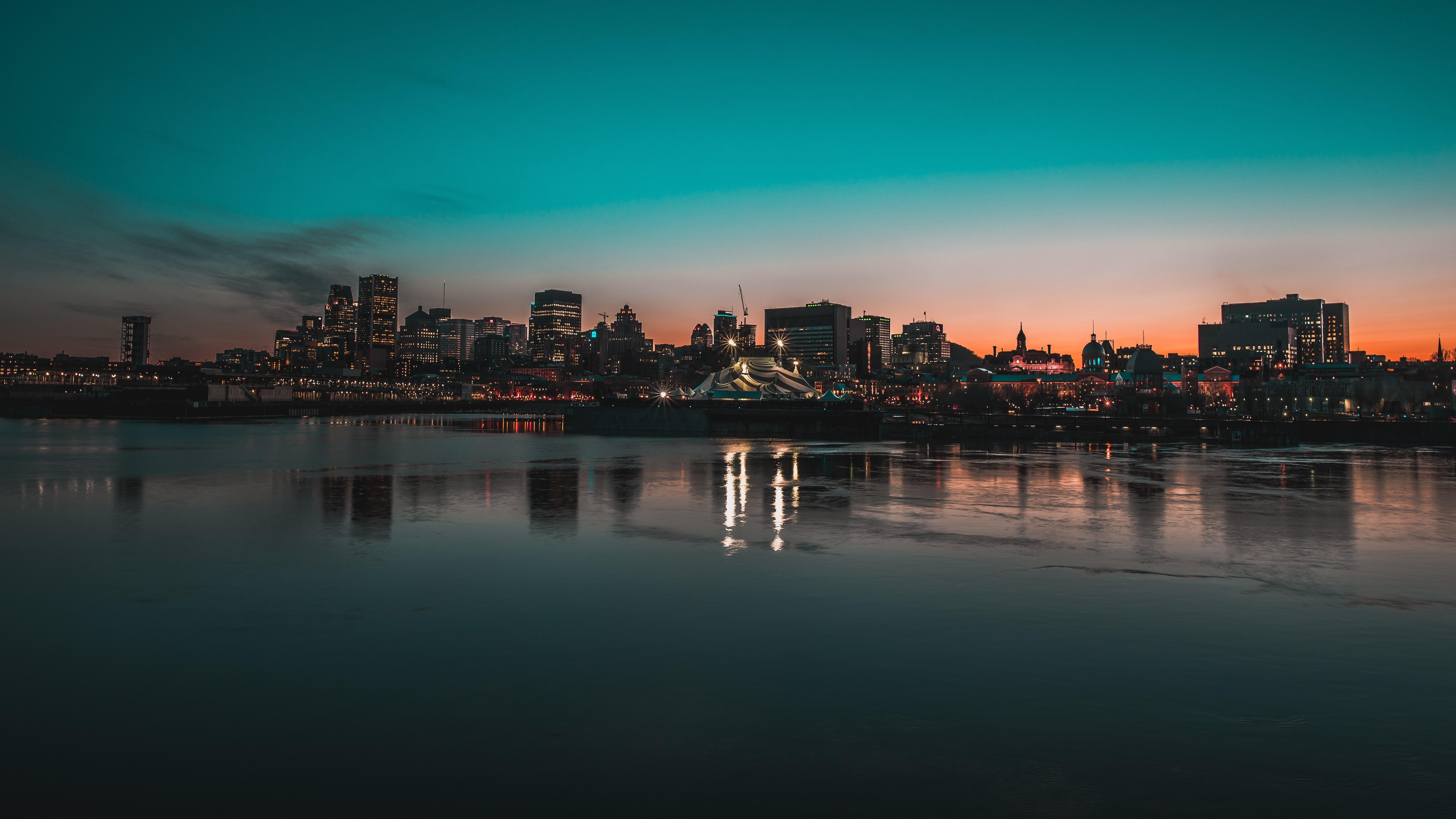 skyline cityscape photography