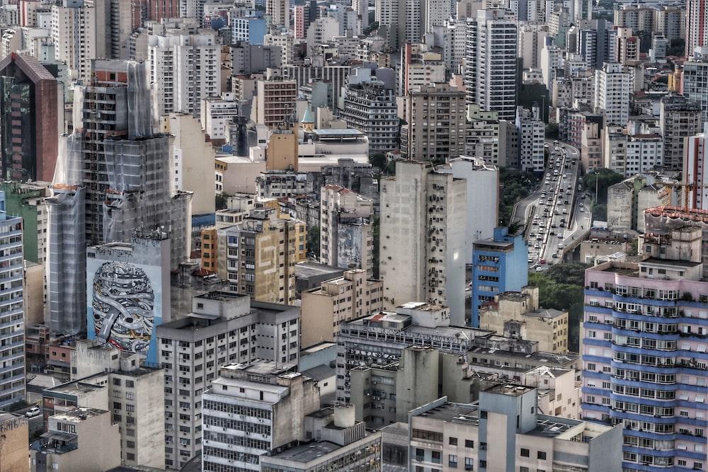 scenery of buildings