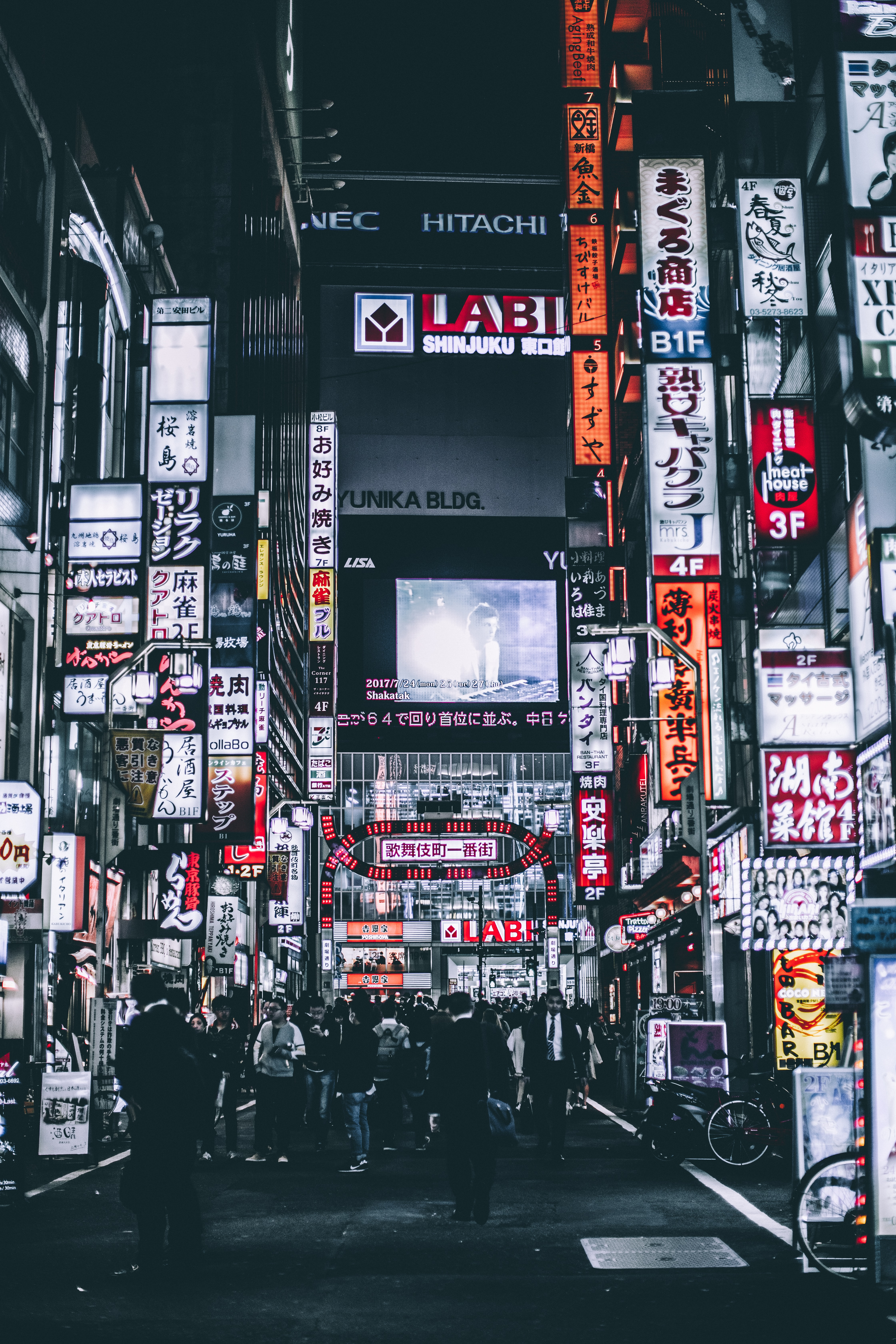 Neon Japan Pictures Download Free Images On Unsplash