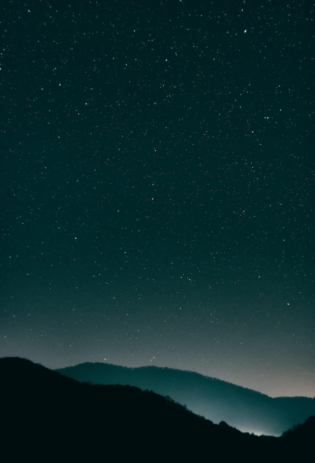 Langit Malam Portrait 20 Best Free Star Night Milky Way And