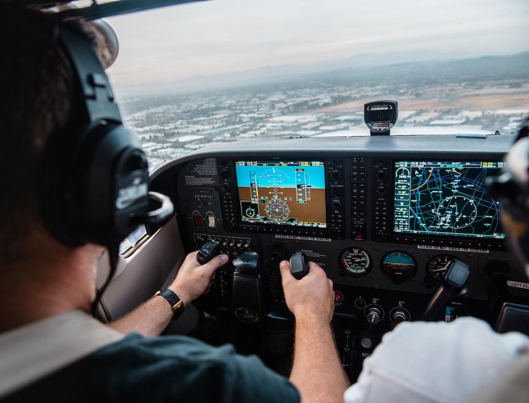 Navigating in the Cockpit