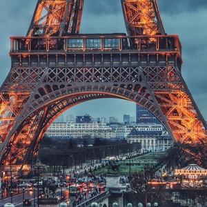 Travel Paris France