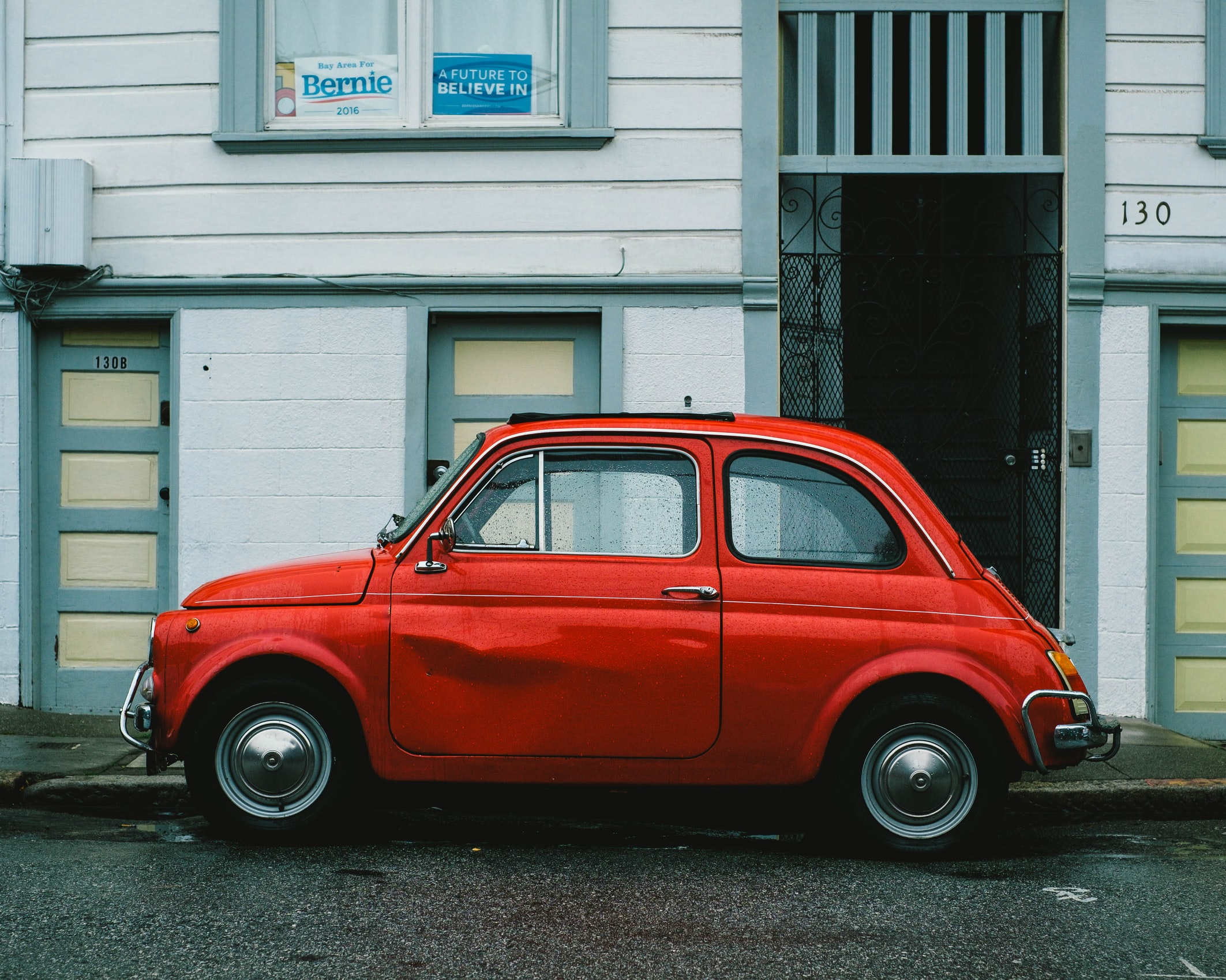 cinquecento in the city by Adam Griffith