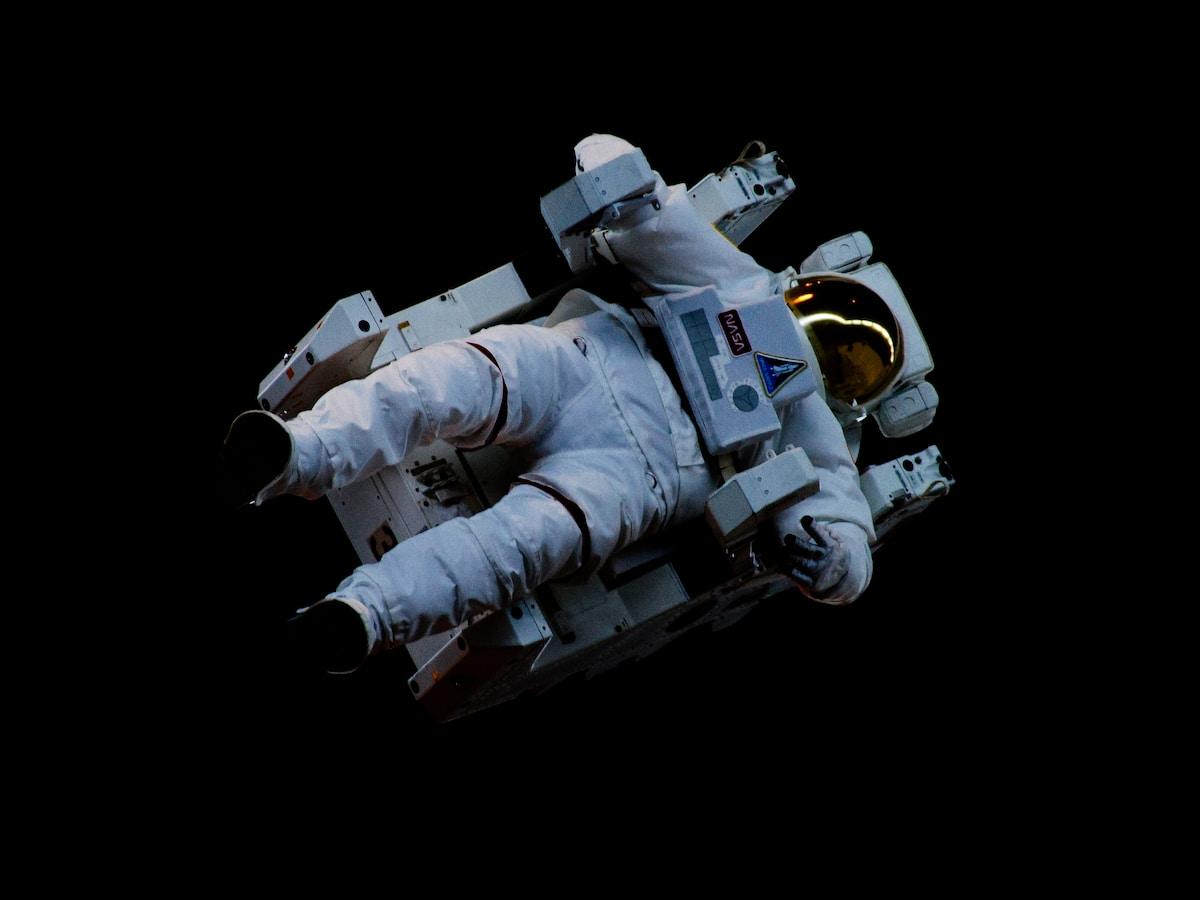 Dormir en el espacio