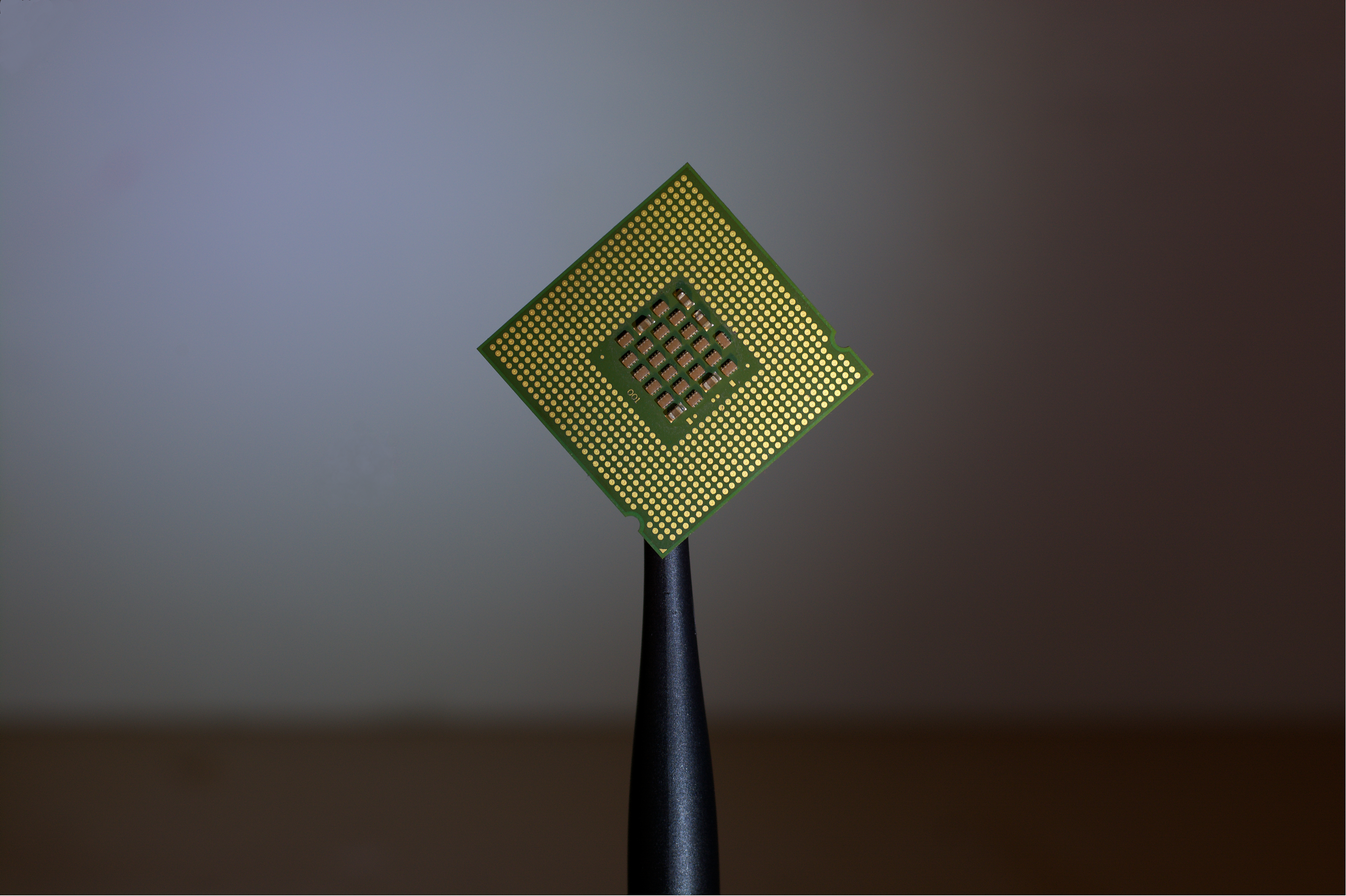 Artificial Intelligence on a Tiny Chip
