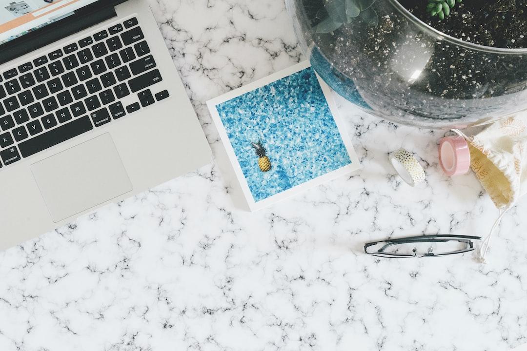 marble work desk