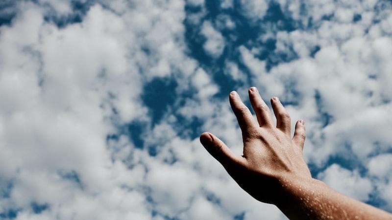 寫信 思念 祝福 繪本 雲上的阿里