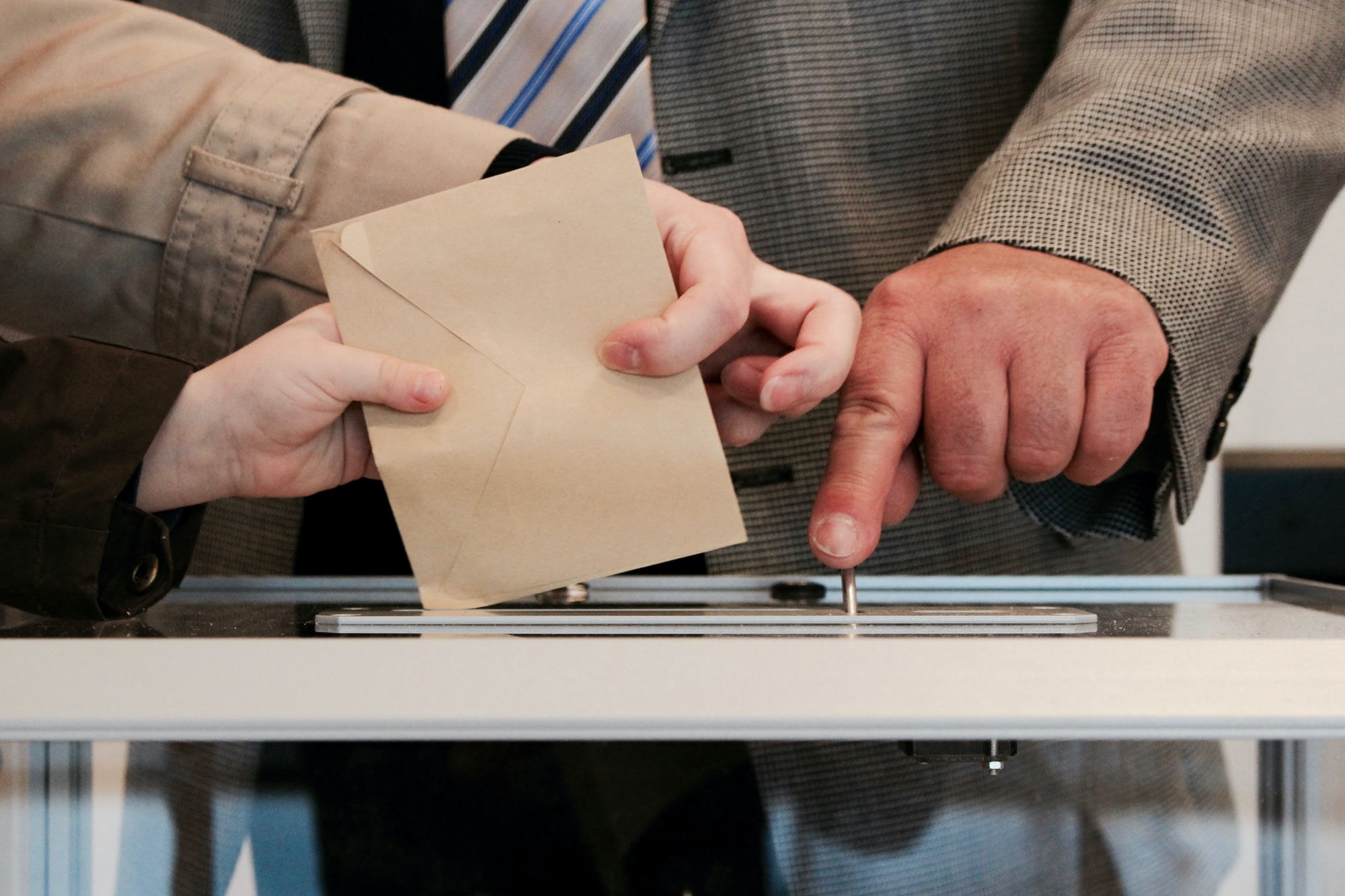 The Great Election Swindle