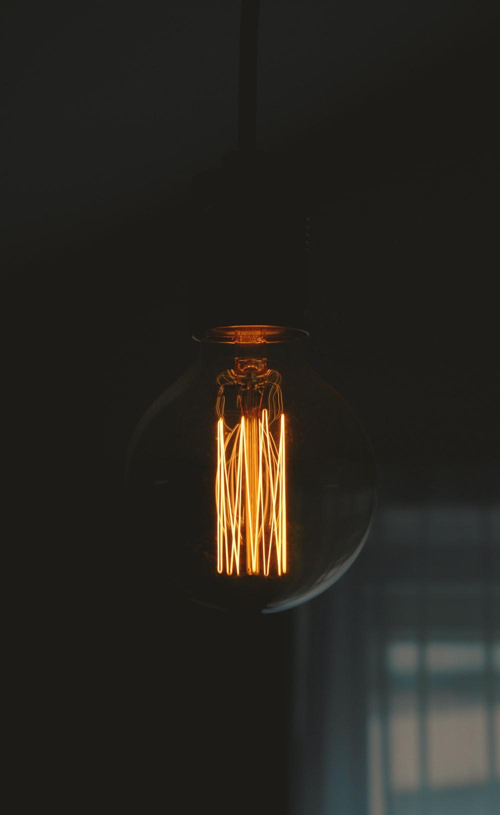 pendant LED bulb