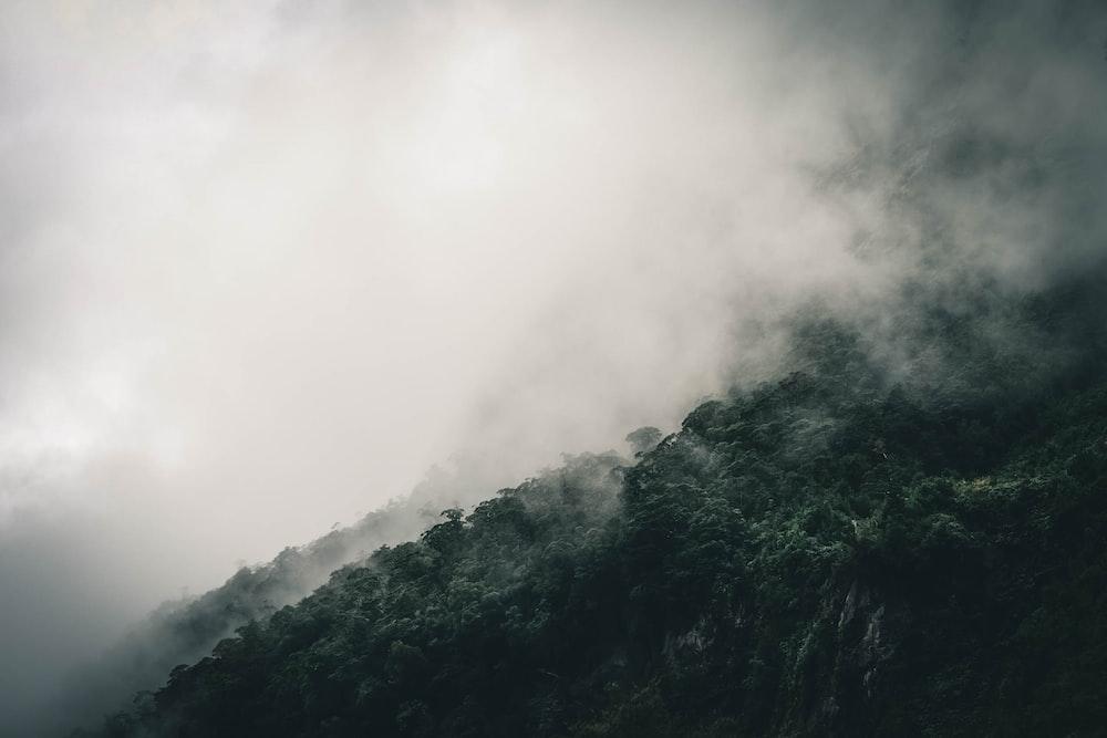 smoked mountain