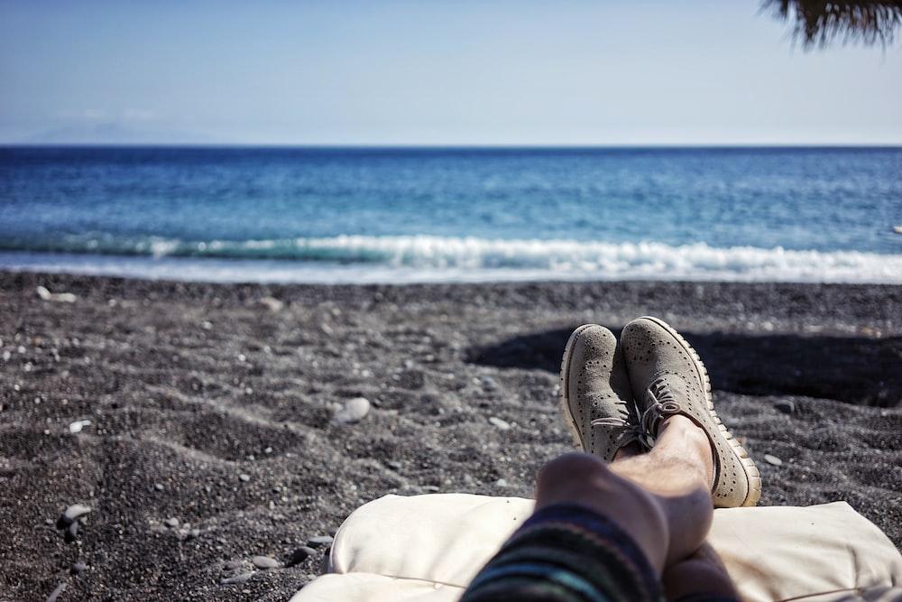 body of water in beach