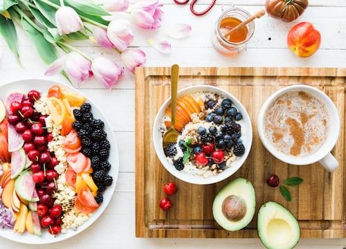 Makanan yang Mengandung Antioksidan