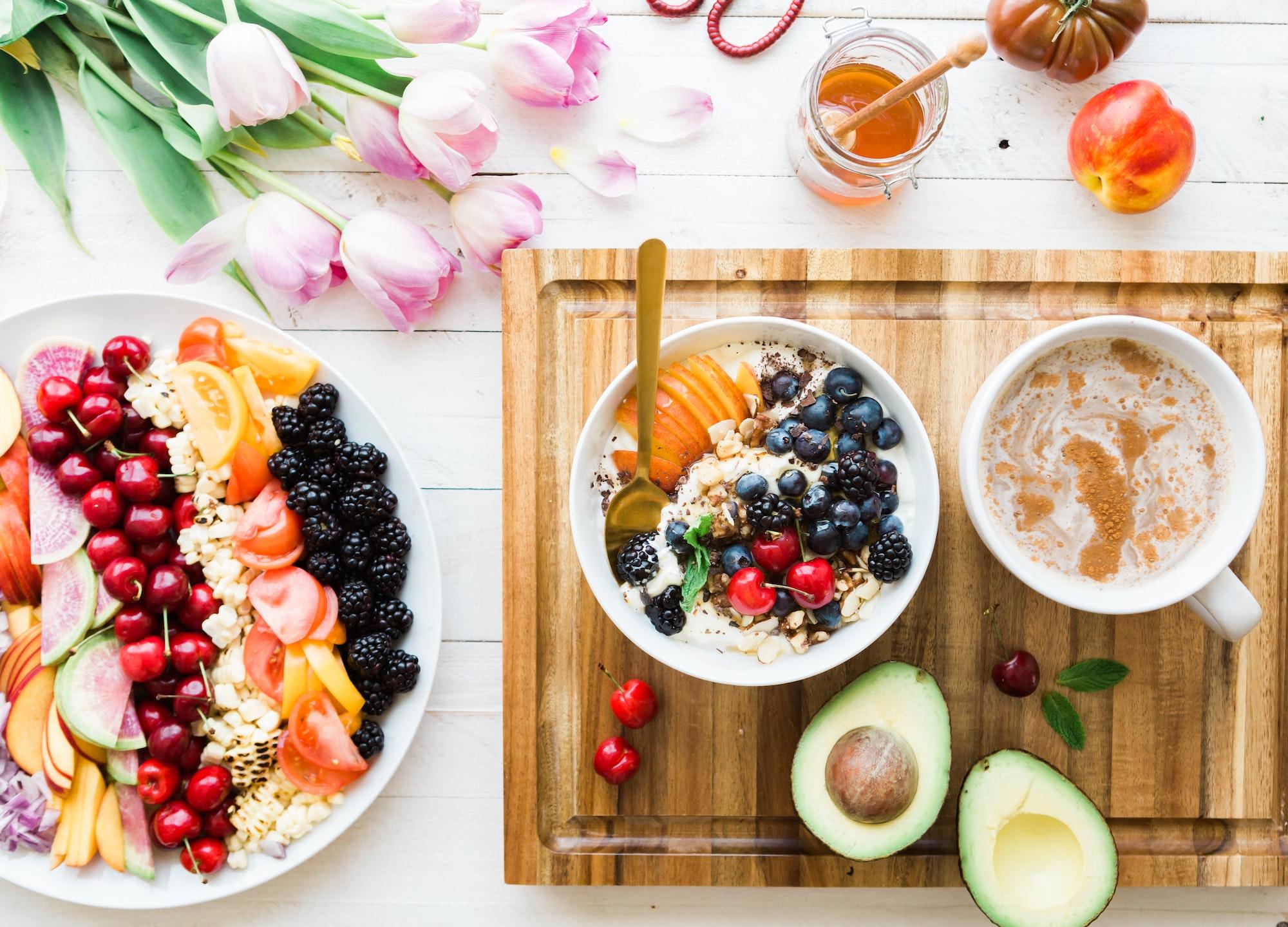 과일 디저트는 과연 몸에 좋을까?