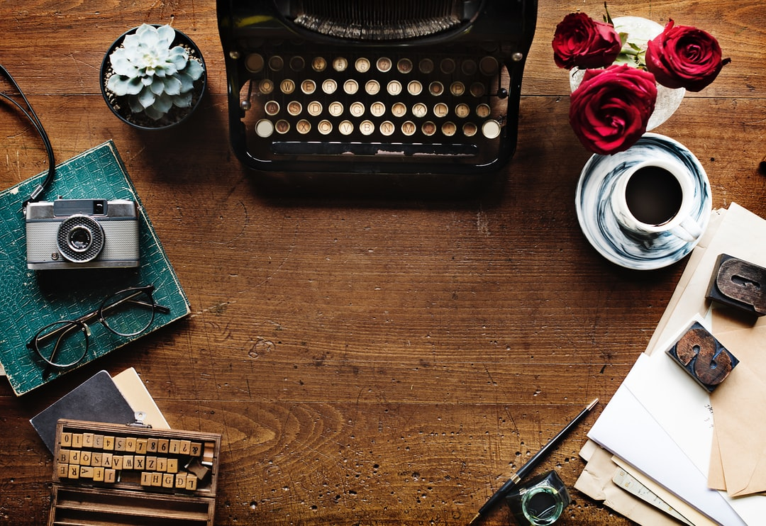 Waarom ik schrijf (en andere tips)