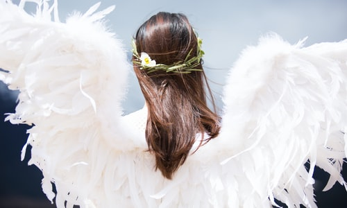 angels pickup line