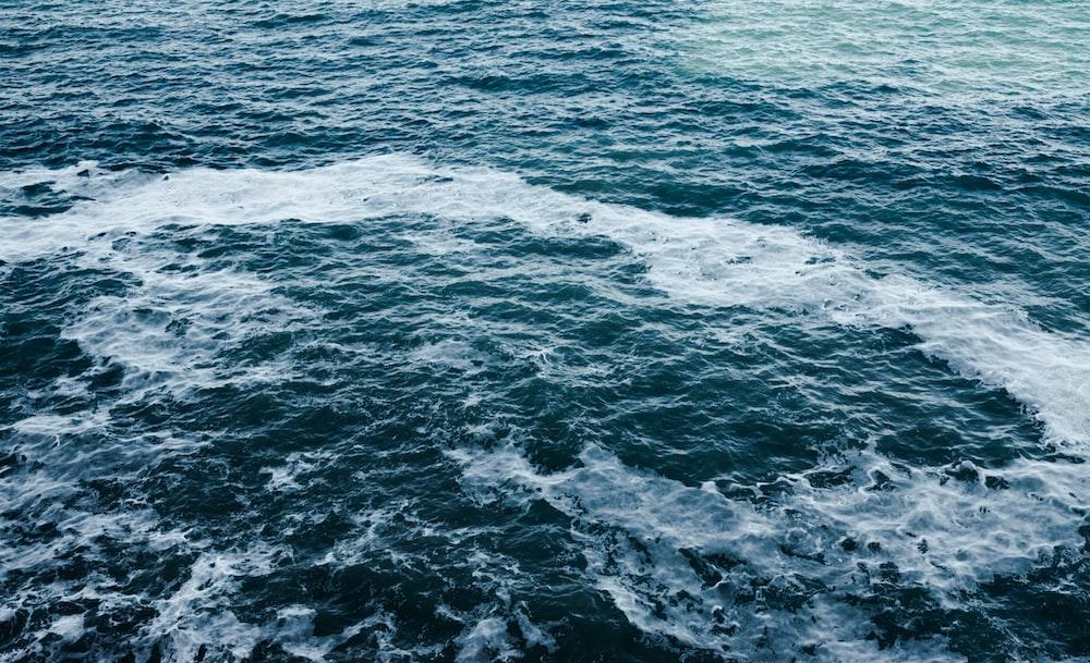 sea during daytime