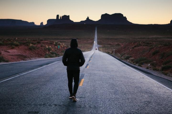 Move with purpose